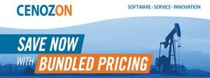 Cenozon's Software Bundled Price Savings