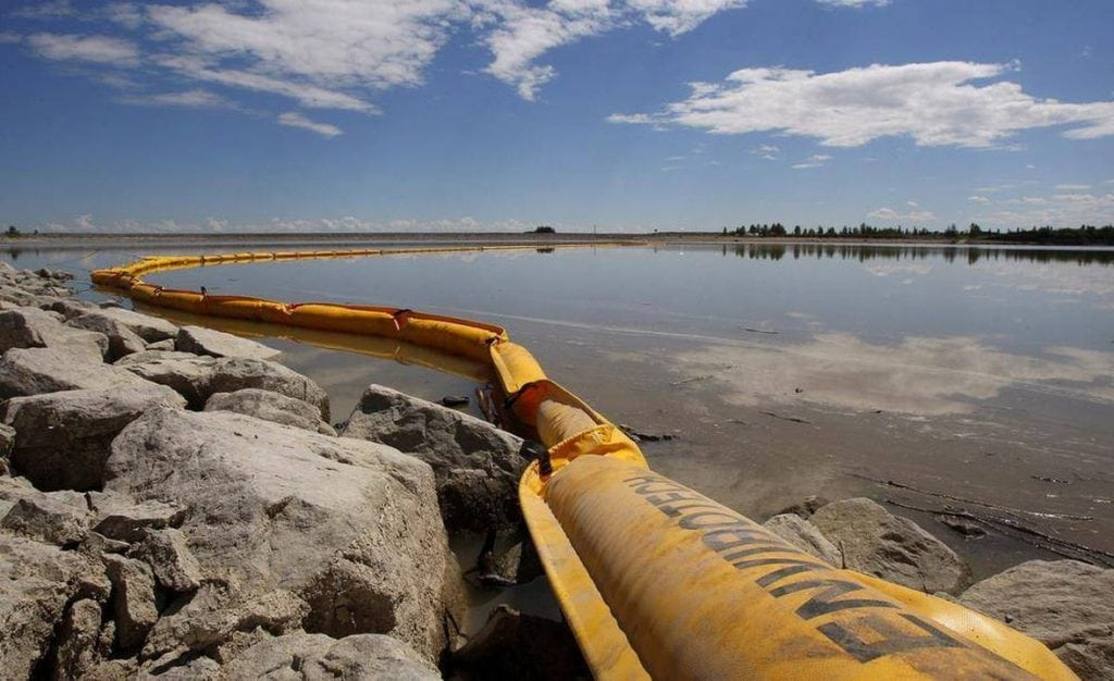 Pipeline Risk Due to Seasonal Flooding